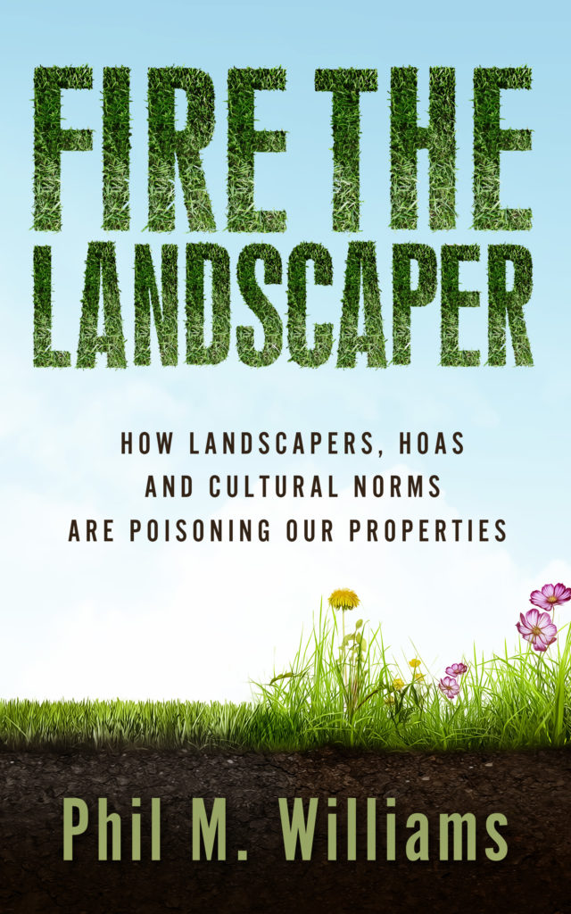 Fire the Landscaper E-Book Cover